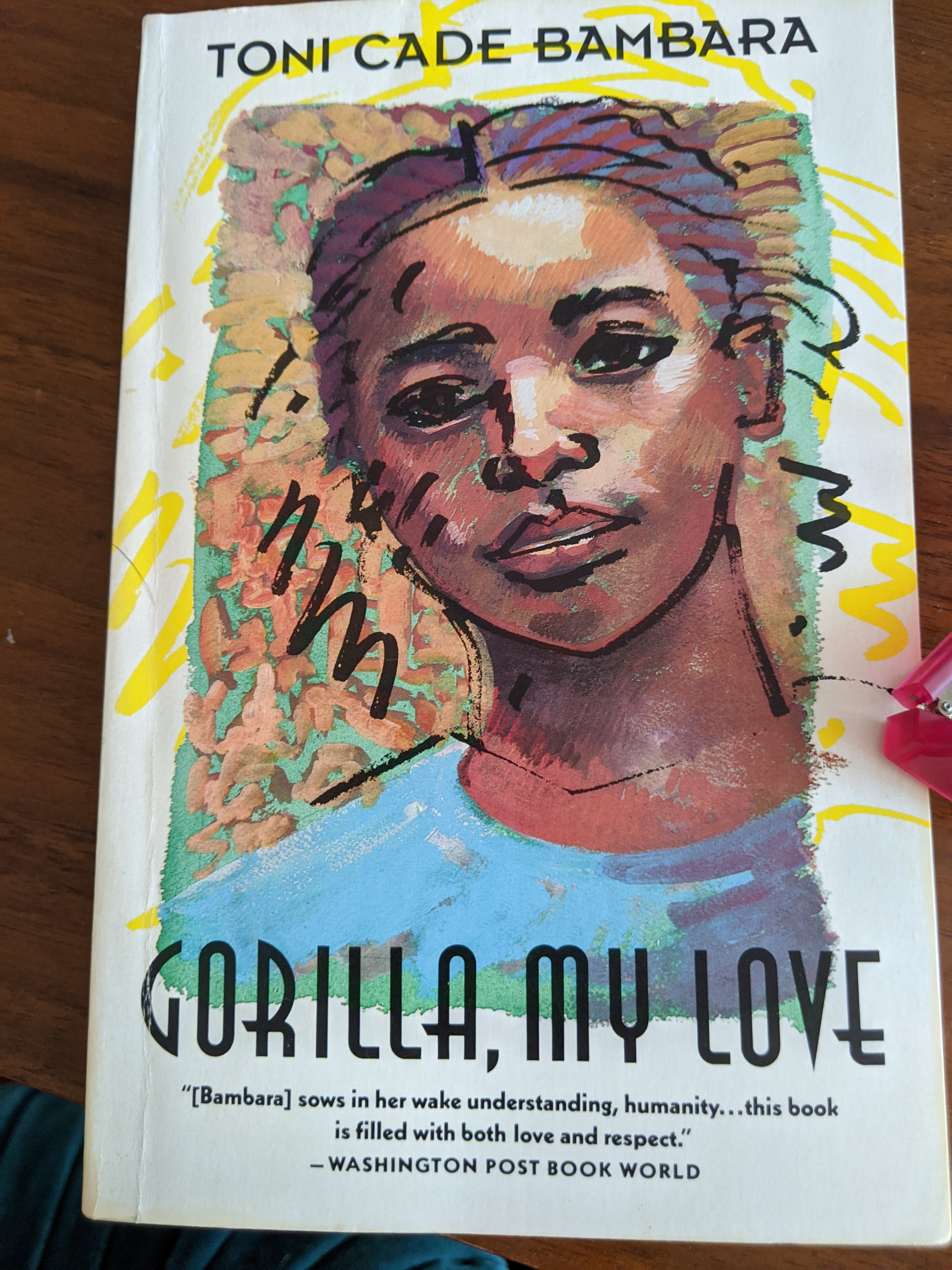 Gorilla my love